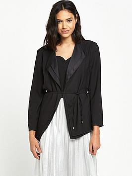 miss-selfridge-waterfall-jacket