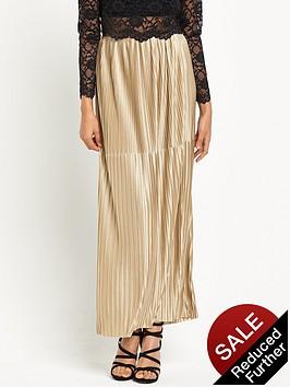 miss-selfridge-satin-plissenbspmaxi-skirt