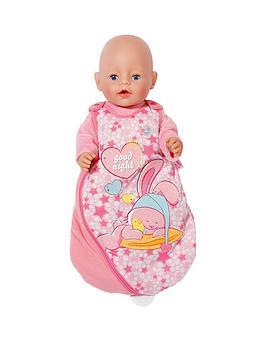 baby-born-sleeping-bag