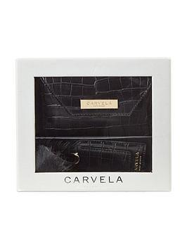 carvela-carvela-envelope-wallet-amp-pom-pom-luggage-tag-set