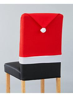 fleece-santa-hat-dining-chair-backs-set-of-2