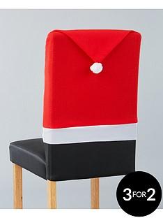 fleece-santa-hat-dining-chair-backs-set-of-2