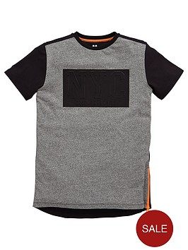 v-by-very-boys-nycnbspembossed-zip-t-shirt