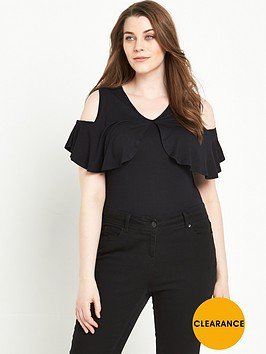 v-by-very-curve-cold-shoulder-bodysuit