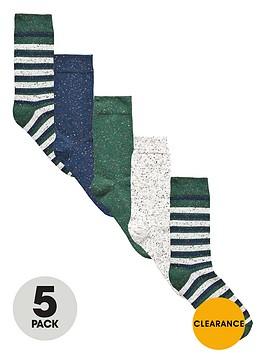 v-by-very-5-pack-nepp-stripe-socks