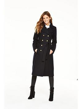 v-by-very-double-breasted-melton-trench-coat