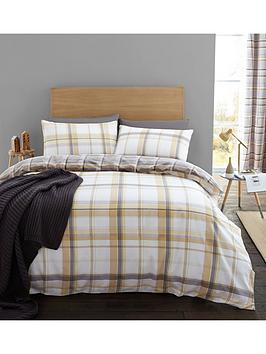 catherine-lansfield-cl-st-ives-check-duvet-set-sb