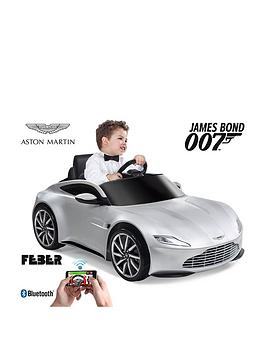 famosa-007-aston-martin-6v-battery-operated-car-with-lights-amp-sounds
