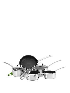 circulon-genesis-5-piece-stainless-steel-pan-set