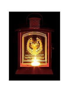metal-christmas-lantern-in-red