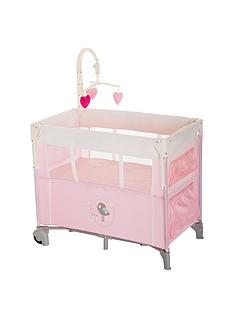 hauck-dream-n-care-travel-cot-little-birdie