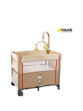 hauck-hauck-dream-n-care-travel-cot-giraffe
