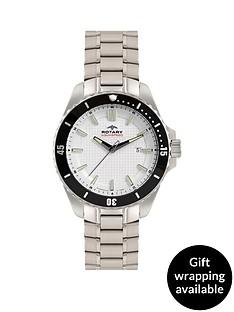rotary-sports-aquaspeednbspstainless-steel-bracelet-mens-watch