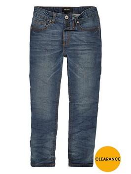 river-island-boys-dusty-blue-wash-skid-skinny-jeans