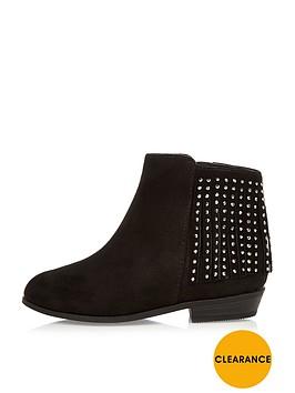 river-island-mini-girls-embellishednbspfringe-ankle-boots