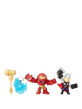 marvel-marvel-super-hero-mashers-micro-thor-and-hulkbuster-2-pack