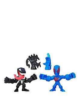 marvel-avengers-super-hero-mashers-spider-man-2099-vs-venom