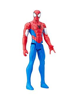 marvel-marvel-spider-man-titan-hero-series-armoured-spider-man-figure