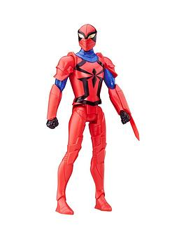 marvel-marvel-spider-man-titan-hero-series-spyder-knight-figure