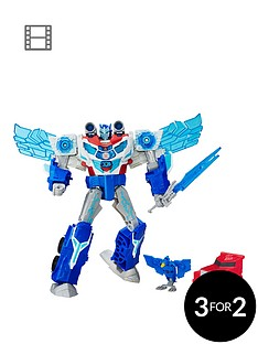 transformers-robots-in-disguise-power-surge-optimus-prime-and-aerobolt