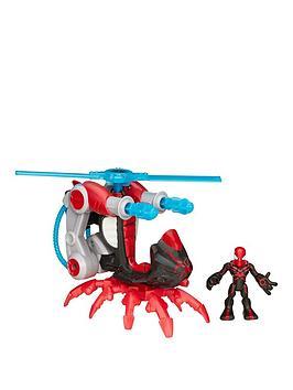 marvel-playskool-heroes-marvel-super-hero-adventures-arachno-blade-copter-vehicle