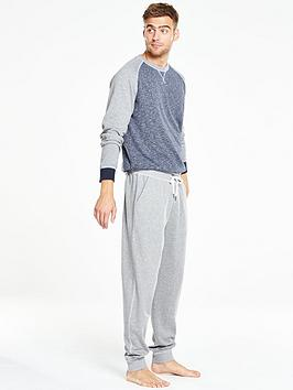 v-by-very-long-sleeve-raglan-pj-set