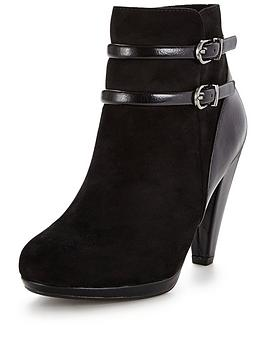 wallis-andorra-buckle-heeled-ankle-boot