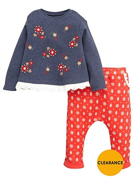 ladybird-baby-girls-floral-embroidered-top-and-joggers-set
