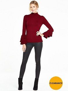 v-by-very-funnel-neck-jumper-with-tiered-frills