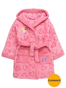 disney-girls-hooded-robe