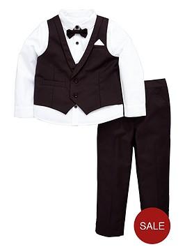 mini-v-by-very-boys-tuxedo-style-shirt-waistcoat-trousers-and-bow-tie-set-4-piece