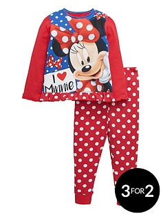minnie-mouse-i-love-pyjama