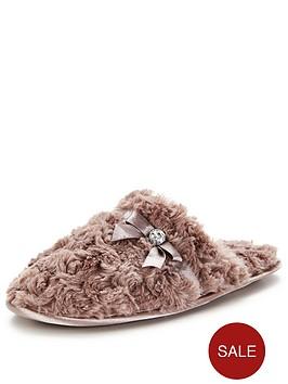 v-by-very-sookienbspcurly-faux-fur-mule-slippernbsp
