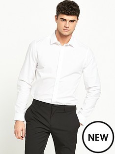 river-island-poplin-smart-slim-shirt