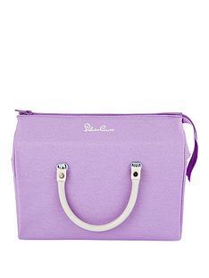 silver-cross-dolls-pram-bag-sparkle-purple
