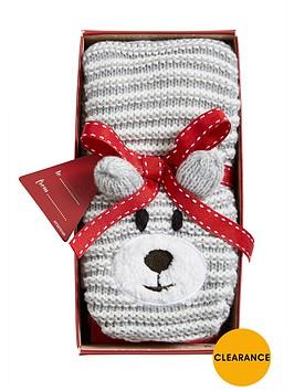 totes-totes-single-chunky-novelty-sock-shirpa-lined