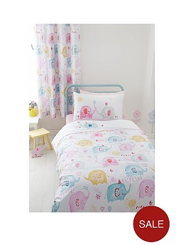 catherine-lansfield-elephants-on-parade-lined-curtains