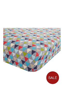 catherine-lansfield-geo-single-bed-fitted-sheet