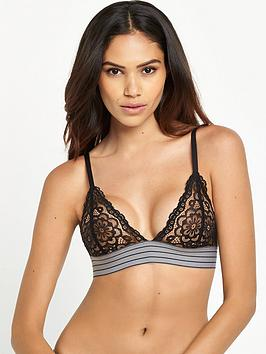 glamorous-soft-lace-and-stripe-bralette