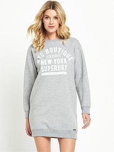 superdry-soho-sweat-dress-grey-marl