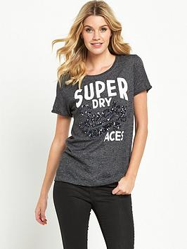 superdry-lucky-aces-sequin-t-shirt-black-grindle