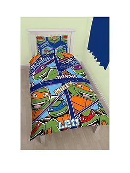 teenage-mutant-ninja-turtles-dimensions-reversible-single-duvet-cover-and-pillowcase-set