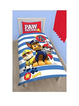 paw-patrol-pawsome-reversible-single-duvet-cover-and-pillowcase-set