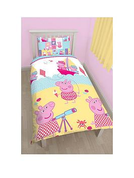 peppa-pig-nautical-single-duvet-cover-set