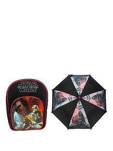 star-wars-backpack-and-umbrella-set