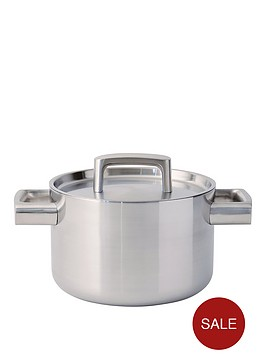 berghoff-ron-5-ply-18cm-stainless-steel-casserole-pan-with-lid