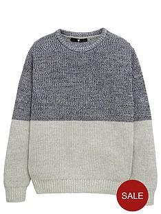 v-by-very-boys-colournbspblock-knitted-jumper