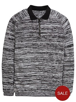 v-by-very-boys-long-sleeve-knitted-zip-polo-shirt