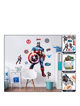walltastic-marvel-captin-america-large-character-room-sticker-kit