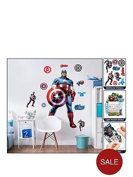 walltastic-marvel-captin-america-large-character-room-sticker-kit